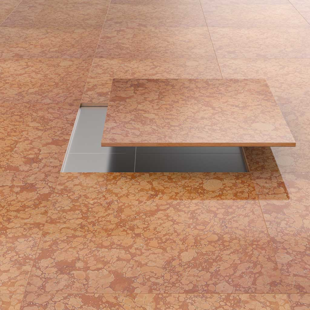 Pvc magnetic flooring